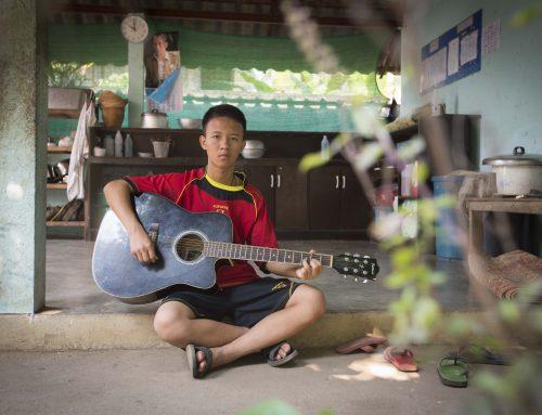 Casa d'acollida Baan Saan Rak, Newsletter nº4, 2017