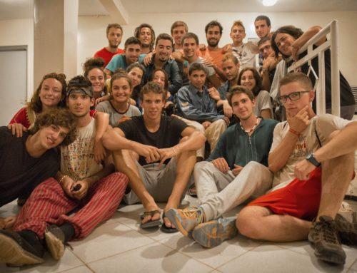 Caus de Catalunya participen en els Camps de Treball Internacional de NouSol