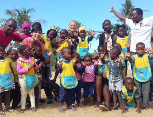 NouSol col·labora amb Xarxa Solidària als projectes que desenvolupa a Moçambic