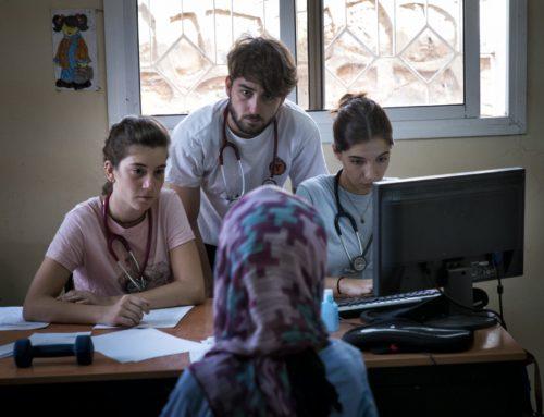 Comença el Camp de Treball al Projecte Aghbala'17, Marroc