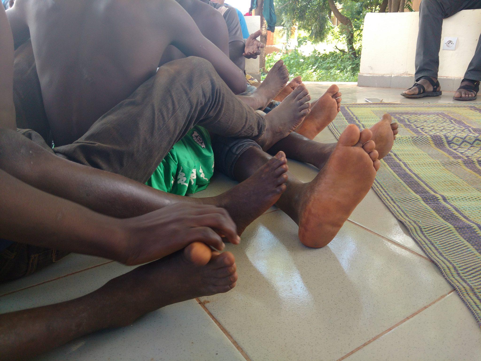 Réouverture du Centre de jour Tié pour enfants et adolescents de la rue de Bobo-Dioulasso