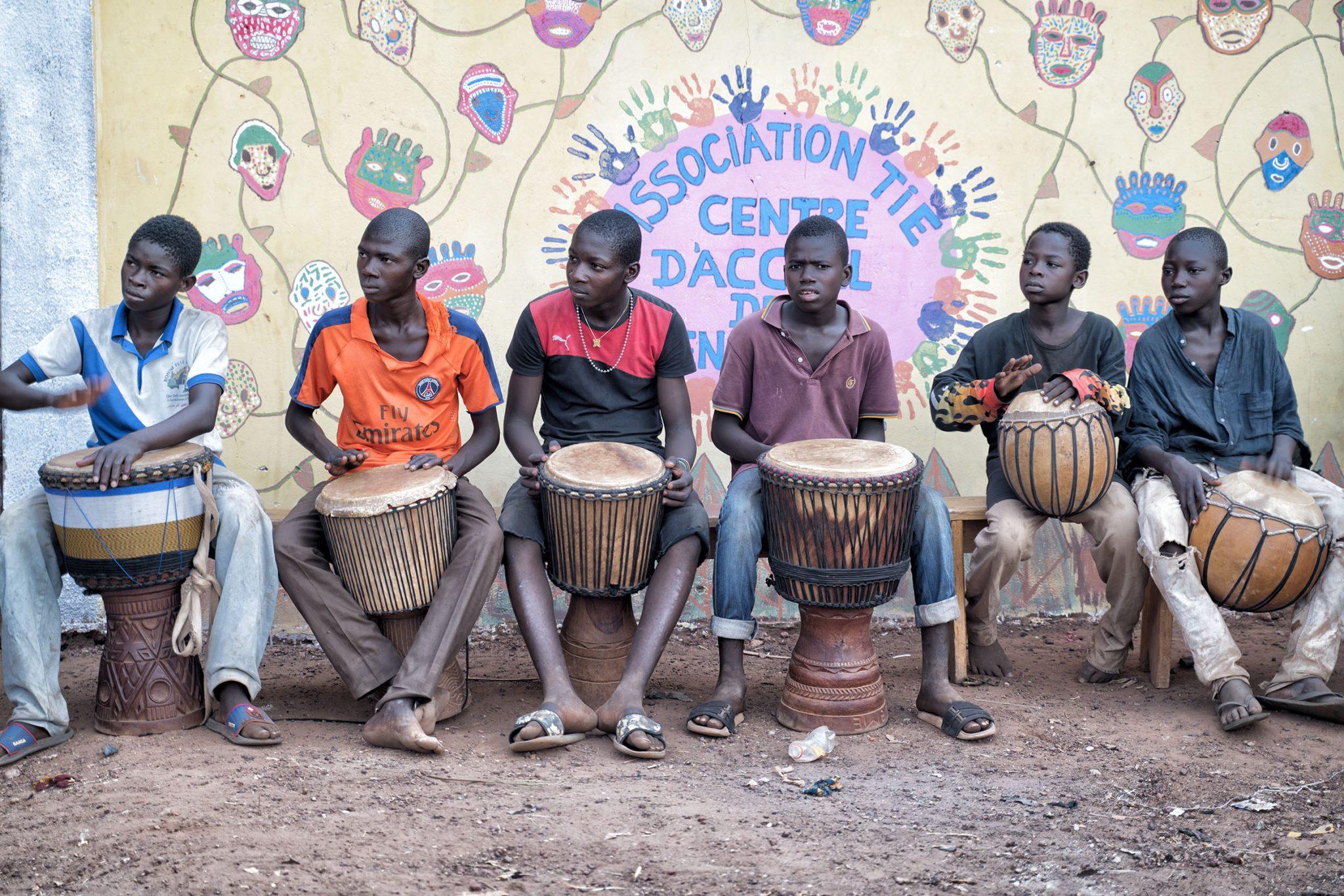 Informe de març, abril i maig'19 del centre de dia i d'urgència per nens i adolescents en situació de carrer de Bobo-Dioulasso
